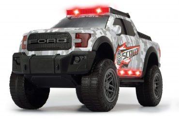 لعبة شاحنة Ford F150 Raptor Scout - Dickie