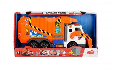 لعبة شاحنة جمع القمامة DICKIE - GARBAGE TRUCK