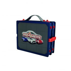 لعبة حقيبة السيارات مع سيارة MAJORETTE - Carry Case + 1 car