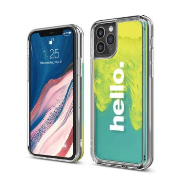 Elago Sand Case for iPhone 11 Pro Max - Hello_x000D_