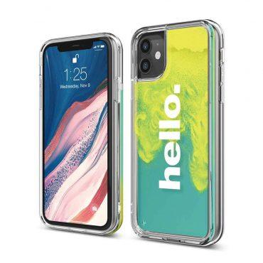 Elago Sand Case for iPhone 11 - Hello_x000D_