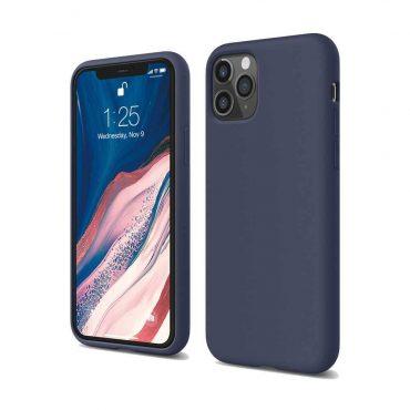 Elago Silicone Case for iPhone  11 Pro Max - Jean Indigo_x000D_