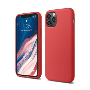 Elago Silicone Case for iPhone 11 Pro - Red_x000D_
