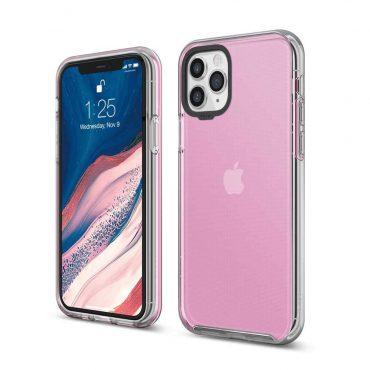 Elago Hybrid Case for iPhone 11 Pro Max - Lovely Pink_x000D_