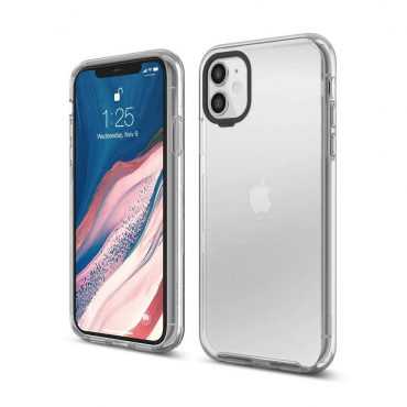 Elago Hybrid Case for iPhone 11 - Crystal Clear_x000D_