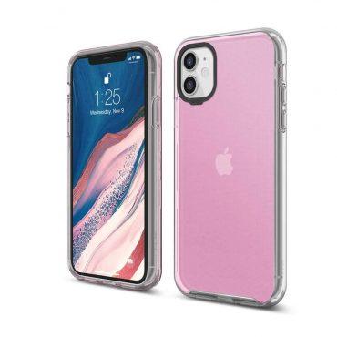 Elago Hybrid Case for iPhone 11 - Lovely Pink_x000D_