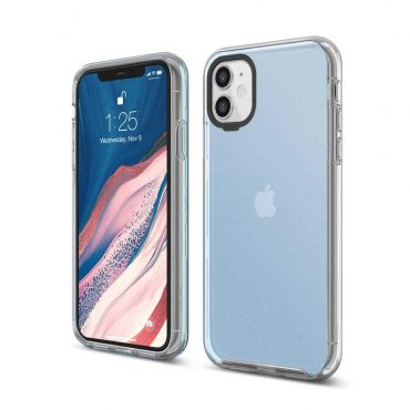 Elago Hybrid Case for iPhone 11 - Aqua Blue_x000D_