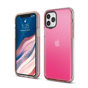 Elago Hybrid Case for iPhone 11 Pro - Neon Pink_x000D_