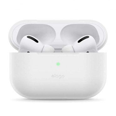 حافظة مميزة لسماعات Airpods Pro من Elago - أزرق متوهج