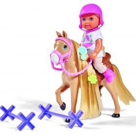 لعبة دمية SIMBA - EL Holiday Horse