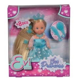 لعبة دمية أميرة الجليد SIMBA - EL Ice Princess