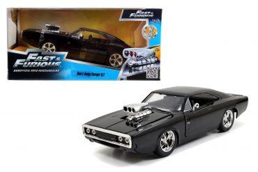 لعبة سيارة JADA - Fast & Furious Dodge