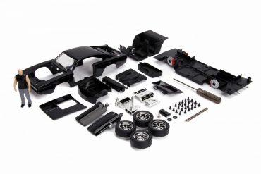 لعبة سيارةJADA  Fast&Furious Build+Collect