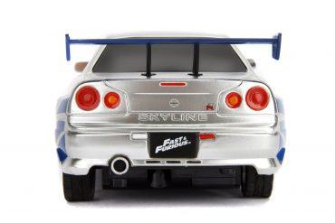لعبة سيارة نيسانJADA - Nissan Skyline GTR