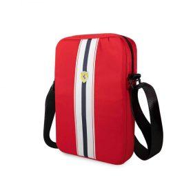 حقيبة تابلت نايلون Pista مع شعار فيراري مقاس 10 إنش من Ferrari - أحمر