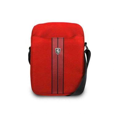 حقيبة تابلت 8 إنش من فيراري - أحمر