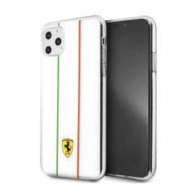 كفر فيراري أصلي من مجموعة إيطاليا لآيفون 11 Pro Max من Ferrari - شفاف