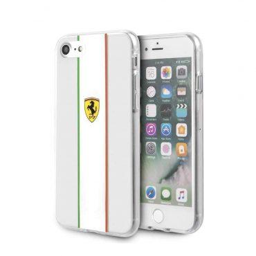 كفر آيفون SE 2 من Ferrari - علم إيطاليا