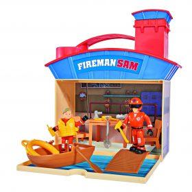 لعبة سام لمهمة في المحيط SIMBA - Sam Ocean Rescue Set incl. 2 Figurines
