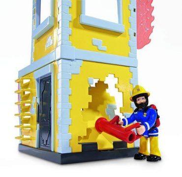 لعبة برج الإطفاء SIMBA  - Trainings-Tower incl
