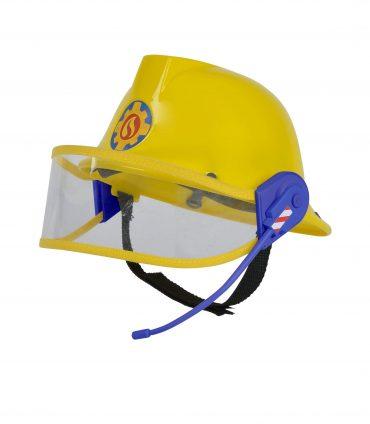 لعبة خوذة رجل الإطفاء SIMBA - 'FIREMAN SAM'PLASTIC HELMET