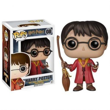 شخصية POP Movies: Harry Potter - Quidditch Harry