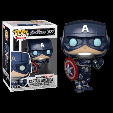شخصية Pop Marvel: Avengers - Captain America