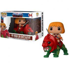 شخصية POP Ride: MOTU- He-Man on Battle Cat