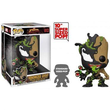 """شخصية POP Marvel: Max Venom - 10"""" Groot"""