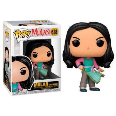 شخصية POP Disney: Mulan - Mulan Villager