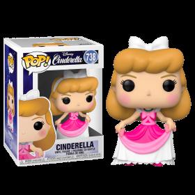 شخصية POP Disney: Cinderella (pink dress)
