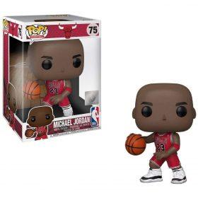 """شخصية POP NBA Bulls  10"""" Michael Jordan (Red Jersey)"""
