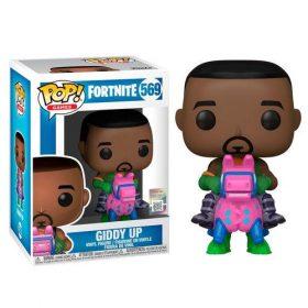 شخصية POP Games Fortnite  Giddy Up