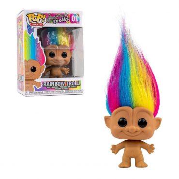 شخصية POP: Trolls - Rainbow Troll