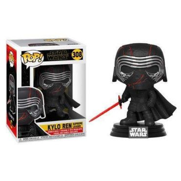 شخصية POP Star Wars Ep 9: Star Wars - Kyle Ren Supreme Leader
