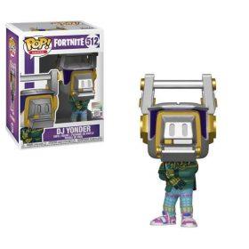 شخصية Pop Games: Fortnite S3 - DJ Yonder