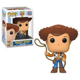 شخصية POP Disney: Toy Story 4 - Sheriff Woody