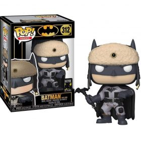 شخصية POP Heroes Batman 80th  Red Son Batman (2003)