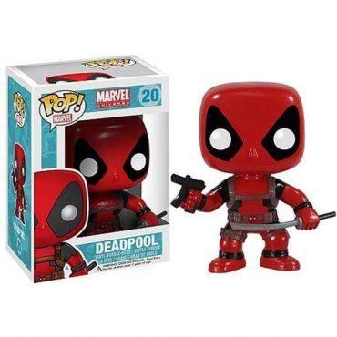 شخصية POP Marvel : Deadpool