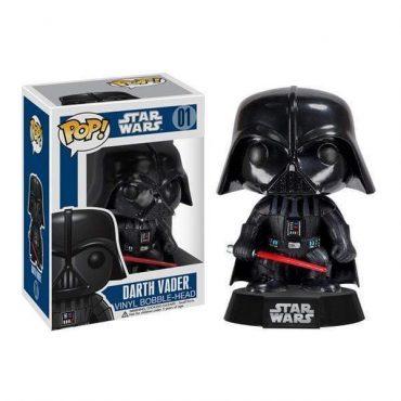 شخصية POP Star Wars : Darth Vader Bobble Head