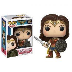 شخصية POP Movies: DC - WW - Wonder Woman