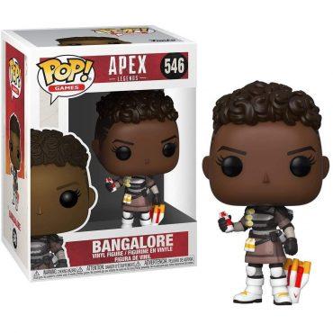 شخصية POP Games: Apex Legends - Bangalore