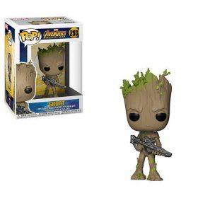 شخصية Pop! Marvel:Avengers Infinity War -Groot