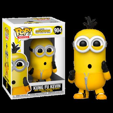 شخصية POP Movies:Minion 2 Movie - Kung Fu Kevin