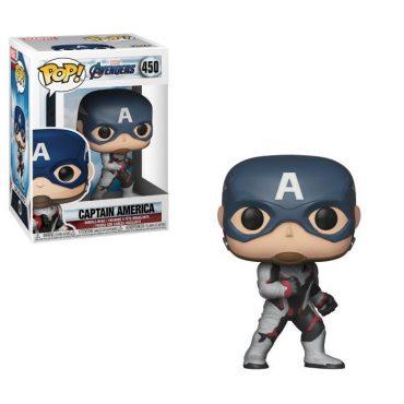شخصية POP: Avengers: End Game - Captain America