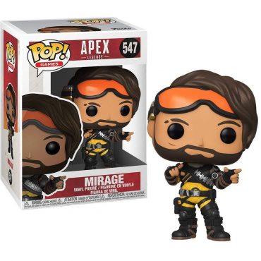 شخصية POP Games: Apex Legends - Mirage
