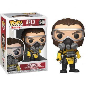 شخصية POP Games: Apex Legends - Caustic