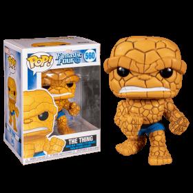 شخصية POP Marvel Fantastic Four  The Thing