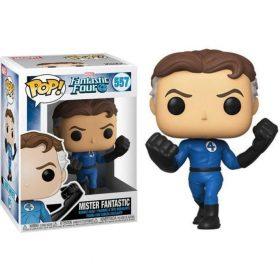 شخصية POP Marvel Fantastic Four  Mister Fantastic