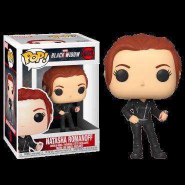 شخصية POP Marvel: Black Widow - Black Widow (Street)